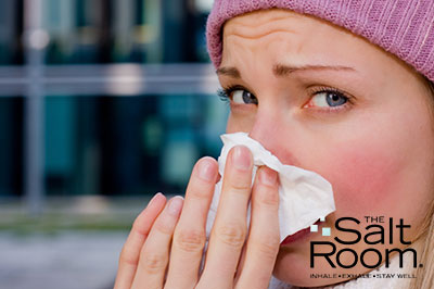 Cold and Flu natural remedies with salt in Winter Springs The Salt Room Longwood