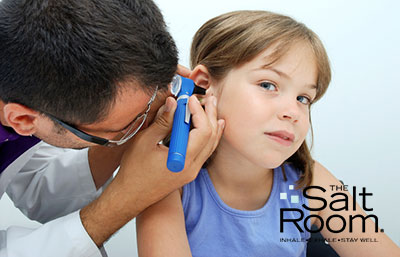 Ear Infections natural remedies with salt in Lake Butler The Salt Room Longwood