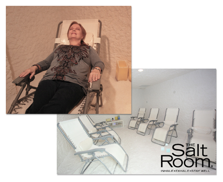 Salt Therapy Sessions natural remedies with salt in Longwood The Salt Room Longwood
